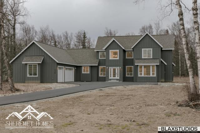 8252 N Glory Bluff Drive, Palmer, AK 99645 (MLS #19-2421) :: RMG Real Estate Network | Keller Williams Realty Alaska Group