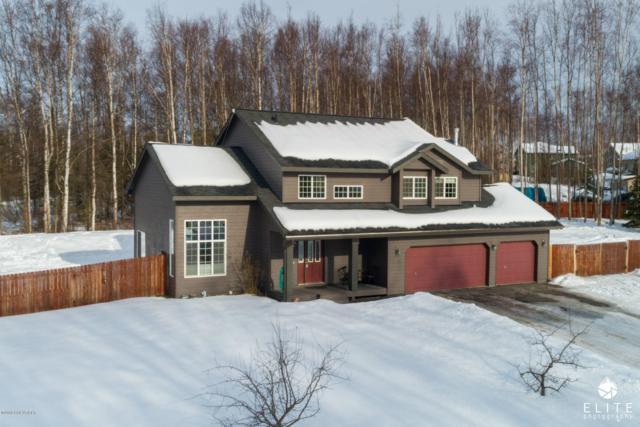 23301 Whispering Birch Drive, Chugiak, AK 99567 (MLS #19-3087) :: Alaska Realty Experts