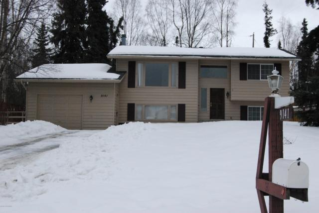 9141 Claridge Place, Anchorage, AK 99507 (MLS #19-3162) :: Core Real Estate Group