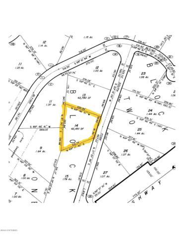12635 S Fork Lane, Seward, AK 99664 (MLS #19-3328) :: Core Real Estate Group