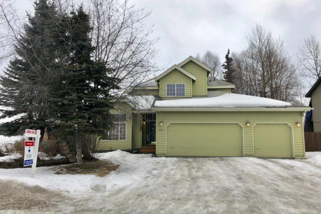8001 Berry Patch Drive, Anchorage, AK 99502 (MLS #19-3550) :: Team Dimmick