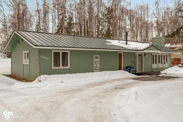 22743 Northwoods Drive, Chugiak, AK 99567 (MLS #19-3774) :: Alaska Realty Experts