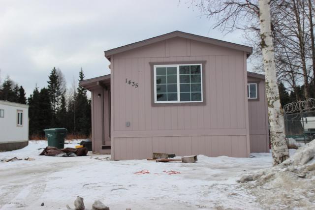 1200 W Dimond Boulevard #1435, Anchorage, AK 99515 (MLS #19-3812) :: RMG Real Estate Network | Keller Williams Realty Alaska Group