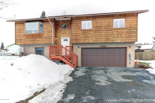 841 Jay Circle, Anchorage, AK 99504 (MLS #19-3832) :: The Adrian Jaime Group | Keller Williams Realty Alaska