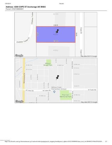 4300 Cope Street, Anchorage, AK 99503 (MLS #19-3833) :: The Huntley Owen Team