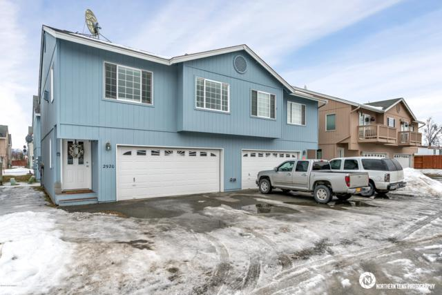 2920 Suncatcher Court #57, Anchorage, AK 99507 (MLS #19-3855) :: The Adrian Jaime Group | Keller Williams Realty Alaska