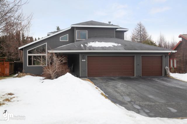 3001 Admiralty Bay Drive, Anchorage, AK 99515 (MLS #19-3974) :: The Adrian Jaime Group | Keller Williams Realty Alaska
