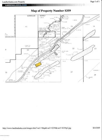 000 No Road, Remote, AK 99000 (MLS #19-4005) :: RMG Real Estate Network | Keller Williams Realty Alaska Group