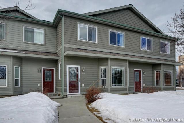 1102 E Street #7, Anchorage, AK 99501 (MLS #19-4018) :: The Adrian Jaime Group   Keller Williams Realty Alaska