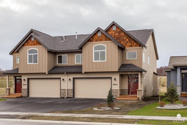 L2 B11 Gate Creek Drive #72, Anchorage, AK 99502 (MLS #19-404) :: Alaska Realty Experts