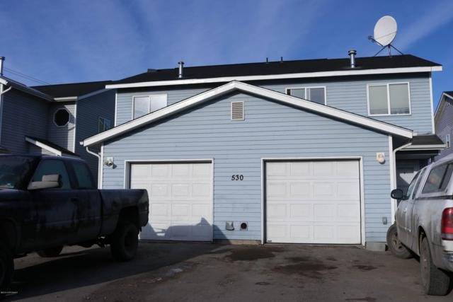 530 San Juan Circle, Anchorage, AK 99504 (MLS #19-4915) :: RMG Real Estate Network | Keller Williams Realty Alaska Group