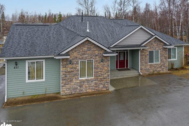 851 N Church Road, Wasilla, AK 99654 (MLS #19-5405) :: Core Real Estate Group