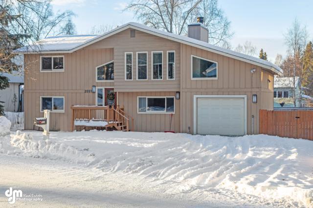 2051 Tudor Hills Drive, Anchorage, AK 99507 (MLS #19-549) :: Alaska Realty Experts