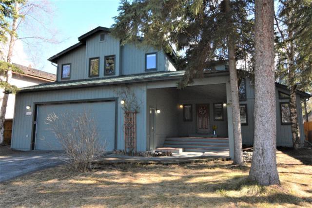 3539 Spinnaker Drive, Anchorage, AK 99516 (MLS #19-5781) :: Team Dimmick