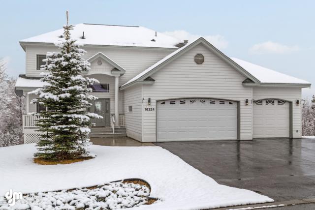 16224 Headlands Circle, Anchorage, AK 99516 (MLS #19-5793) :: Team Dimmick