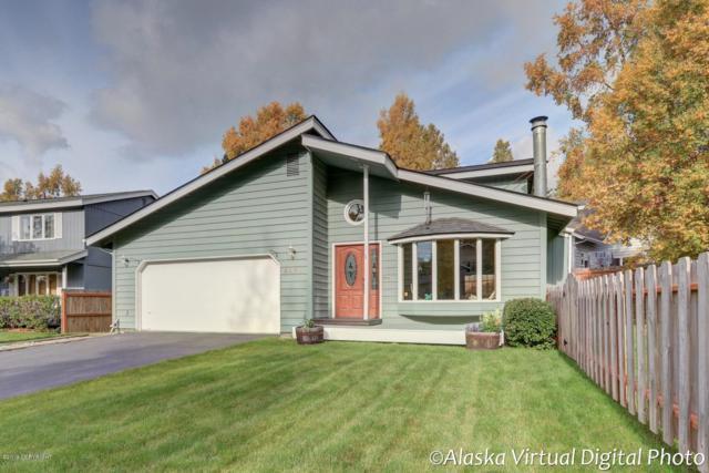 3420 Spinnaker Drive, Anchorage, AK 99516 (MLS #19-5839) :: Team Dimmick