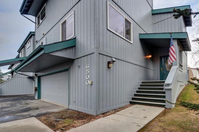 6500 Fairweather Drive #4A-3-6, Anchorage, AK 99518 (MLS #19-5879) :: Team Dimmick
