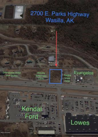 2700 E Parks Highway, Wasilla, AK 99654 (MLS #19-5931) :: Team Dimmick