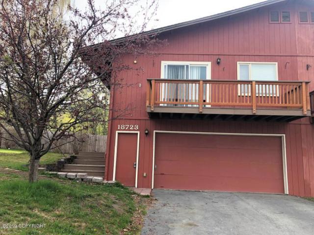 18723 N Lowrie Loop, Eagle River, AK 99577 (MLS #19-5976) :: The Adrian Jaime Group | Keller Williams Realty Alaska
