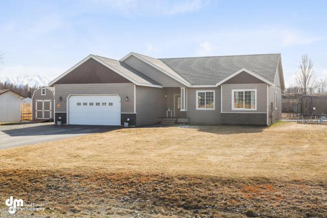2300 S Paddock Drive, Wasilla, AK 99654 (MLS #19-6183) :: The Adrian Jaime Group | Keller Williams Realty Alaska