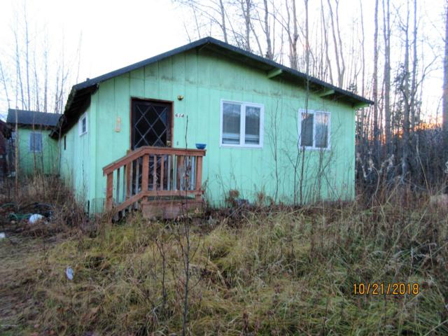 614 Front Street, Nenana, AK 99760 (MLS #19-6478) :: Roy Briley Real Estate Group