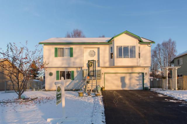 1145 San Antonio Street, Anchorage, AK 99508 (MLS #19-6990) :: RMG Real Estate Network | Keller Williams Realty Alaska Group