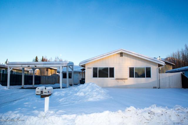 1323 Valley Street, Anchorage, AK 99504 (MLS #19-773) :: Team Dimmick