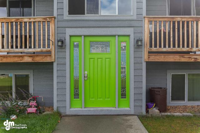 4136 San Roberto Avenue #1, Anchorage, AK 99508 (MLS #19-7837) :: Team Dimmick