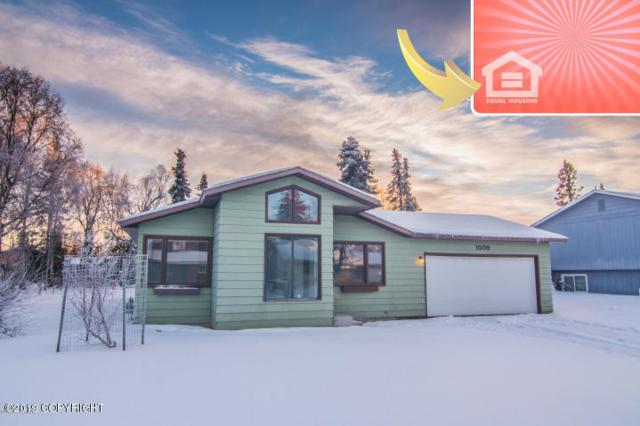 1509 Stellar Drive, Kenai, AK 99611 (MLS #19-7853) :: Alaska Realty Experts