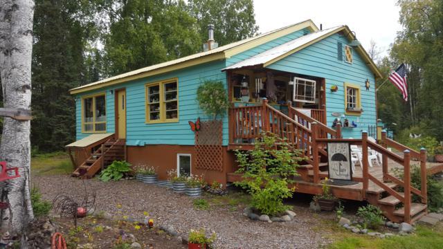 38059 S Talkeetna Spur Road, Talkeetna, AK 99676 (MLS #19-8091) :: RMG Real Estate Network | Keller Williams Realty Alaska Group