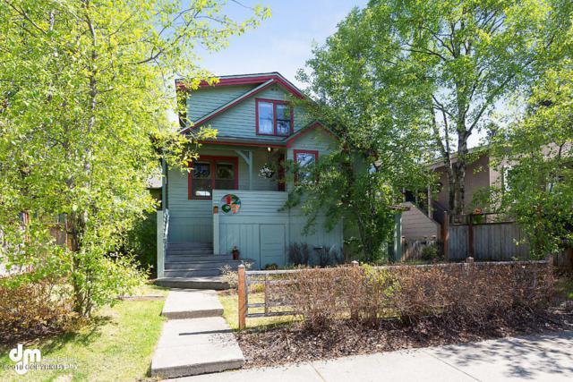 1209 F Street, Anchorage, AK 99501 (MLS #19-8155) :: RMG Real Estate Network | Keller Williams Realty Alaska Group