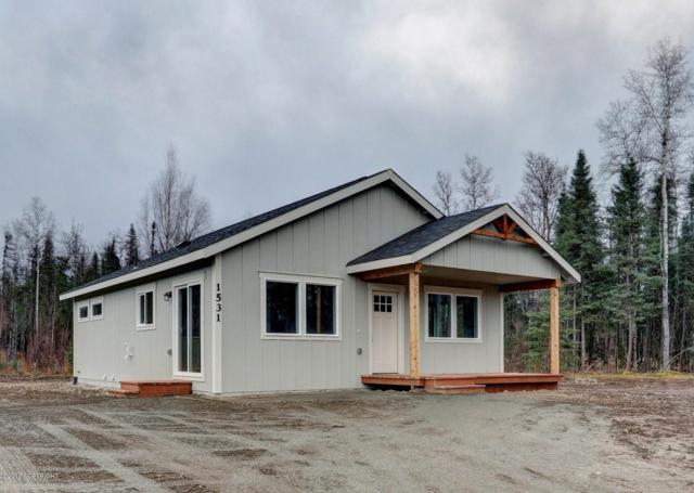 1460 W Foggy Drive, Wasilla, AK 99654 (MLS #19-8216) :: RMG Real Estate Network | Keller Williams Realty Alaska Group