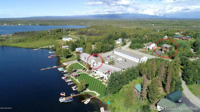 3500 S Peninsula Drive #307, Big Lake, AK 99652 (MLS #19-8272) :: RMG Real Estate Network | Keller Williams Realty Alaska Group