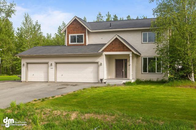 1303 E Hidden Ranch Loop, Palmer, AK 99645 (MLS #19-8280) :: RMG Real Estate Network | Keller Williams Realty Alaska Group