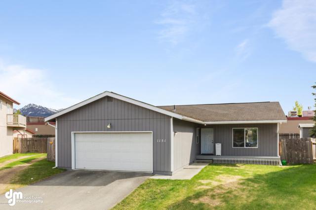 1151 Bentree Circle, Anchorage, AK 99504 (MLS #19-8823) :: Team Dimmick