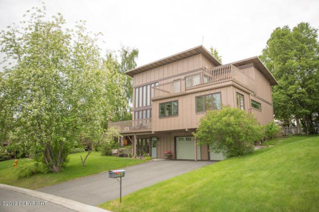 2921 Pelican Drive, Anchorage, AK 99502 (MLS #19-9405) :: Team Dimmick