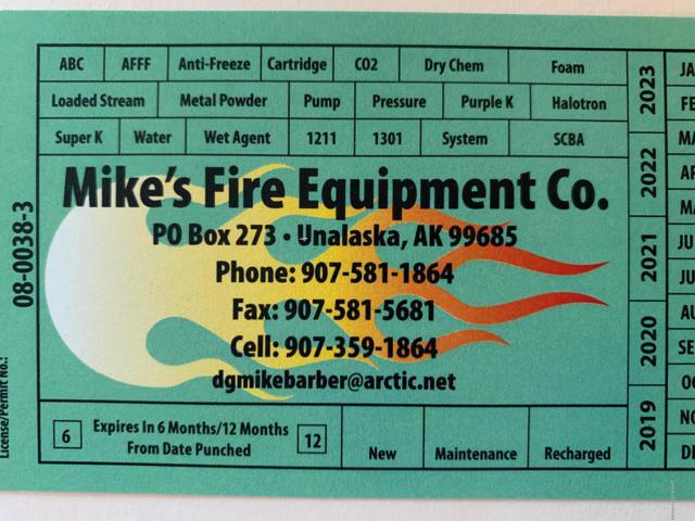 2315 Airport Beach Road, Unalaska, AK 99685 (MLS #19-9694) :: Wolf Real Estate Professionals