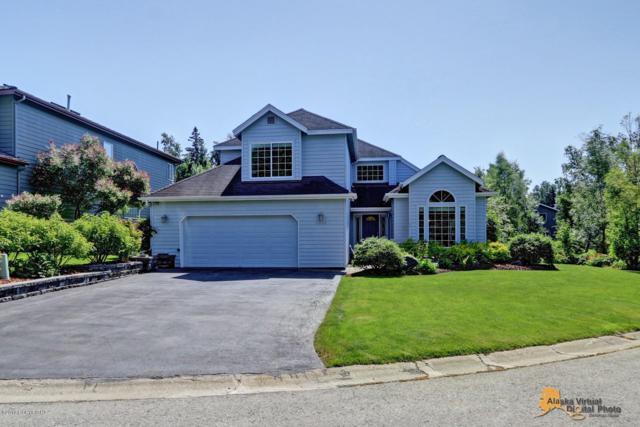 2220 Loren Circle, Anchorage, AK 99516 (MLS #19-9876) :: Synergy Home Team