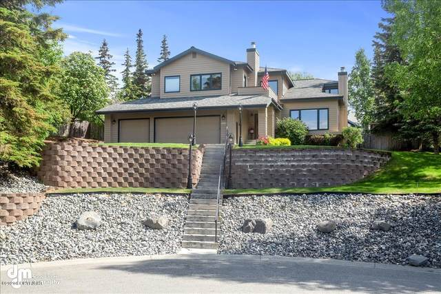 12811 Trent Circle Circle, Anchorage, AK 99516 (MLS #20-10010) :: Wolf Real Estate Professionals