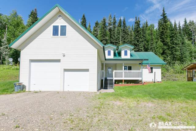 6624 Chena Hot Springs Road, Fairbanks, AK 99712 (MLS #20-10029) :: Wolf Real Estate Professionals