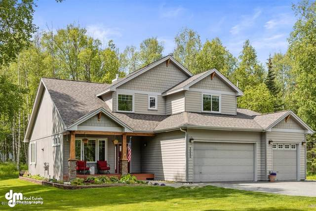 3550 N Daisy Petal Circle, Wasilla, AK 99654 (MLS #20-10061) :: RMG Real Estate Network   Keller Williams Realty Alaska Group