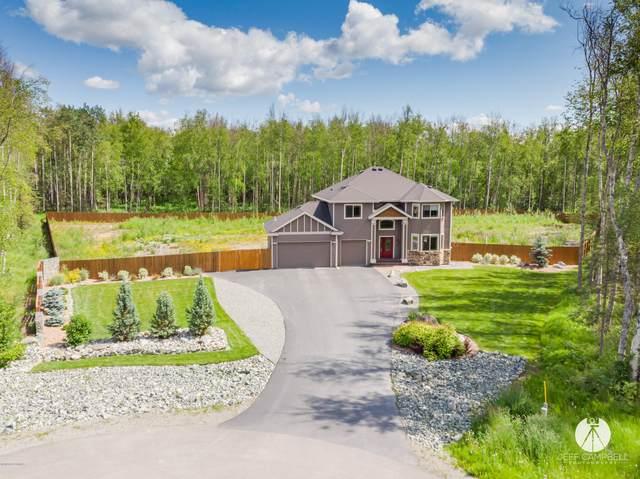 4604 W Seven Peaks Circle, Wasilla, AK 99623 (MLS #20-10071) :: RMG Real Estate Network   Keller Williams Realty Alaska Group