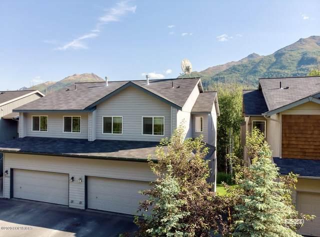 20984 Trailhead Avenue, Eagle River, AK 99577 (MLS #20-10103) :: The Adrian Jaime Group | Keller Williams Realty Alaska