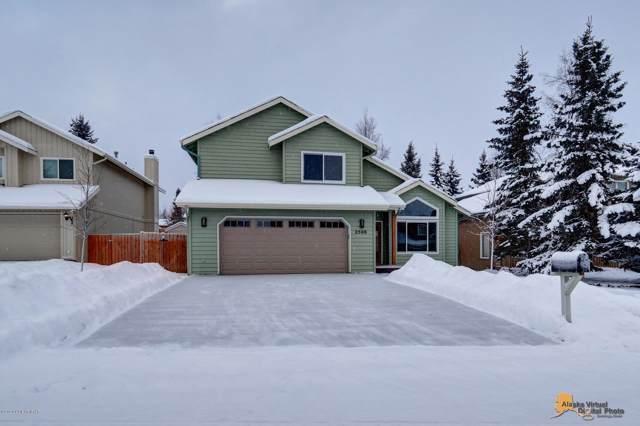 2500 Sebring Circle, Anchorage, AK 99516 (MLS #20-1011) :: Wolf Real Estate Professionals