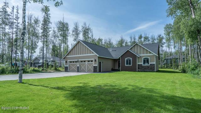 2516 S Shantel Place, Wasilla, AK 99654 (MLS #20-10132) :: The Adrian Jaime Group | Keller Williams Realty Alaska