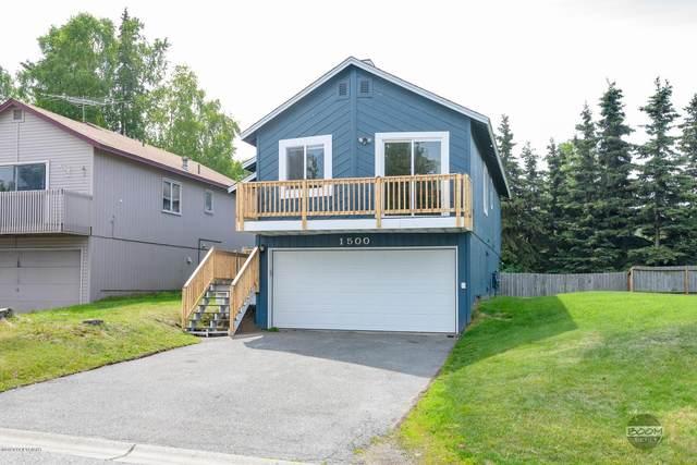 1500 Thuja Avenue, Anchorage, AK 99507 (MLS #20-10139) :: The Adrian Jaime Group   Keller Williams Realty Alaska