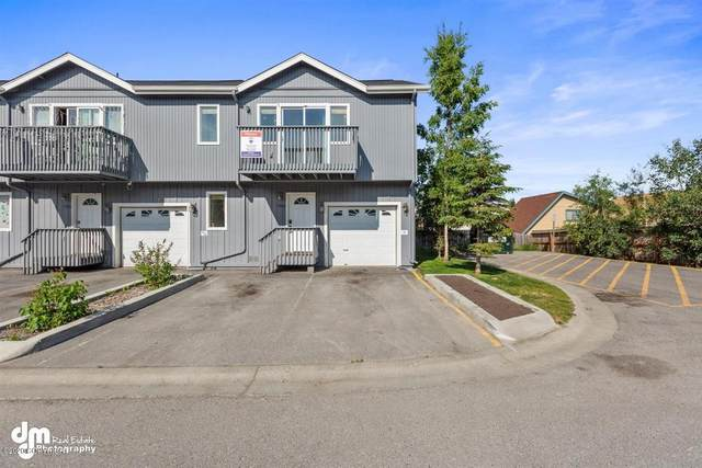 7900 Crescent Moon Place #10, Anchorage, AK 99507 (MLS #20-10147) :: Team Dimmick