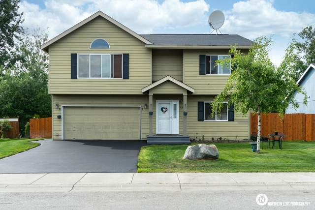 4208 Scenic View Drive, Anchorage, AK 99504 (MLS #20-10152) :: Wolf Real Estate Professionals
