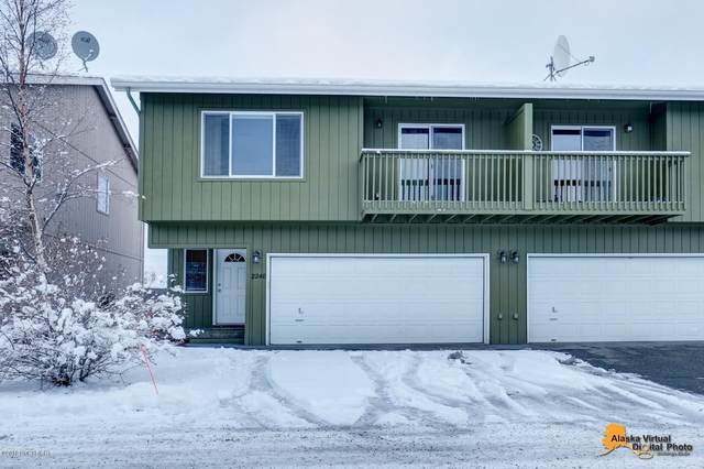 2248 Brookshire Loop #145, Anchorage, AK 99504 (MLS #20-10182) :: Wolf Real Estate Professionals