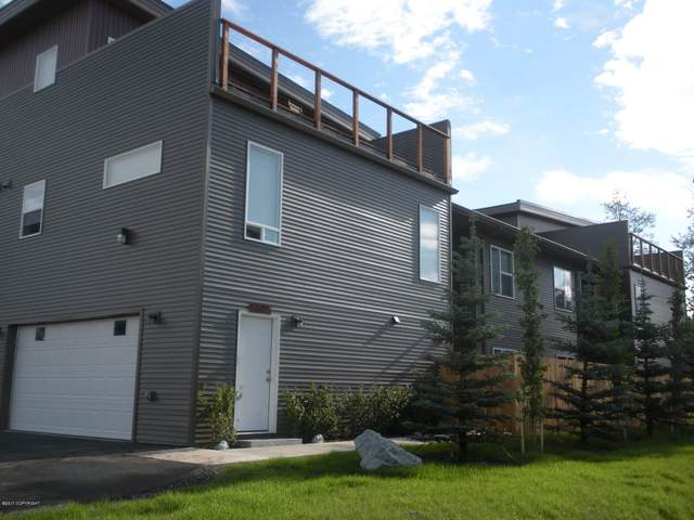 5505 Lucky Road #C, Anchorage, AK 99504 (MLS #20-10293) :: Alaska Realty Experts
